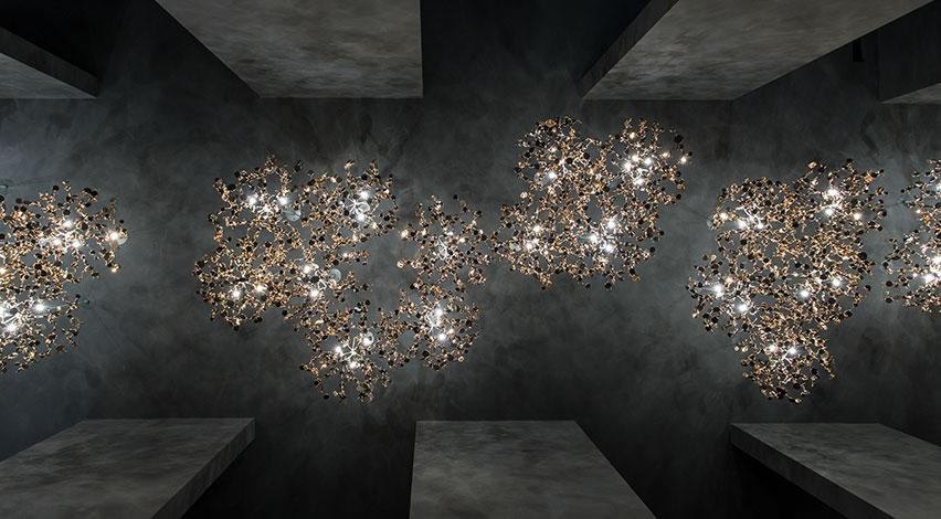 Fabbrica lampadari di murano illuminazione interni de majo